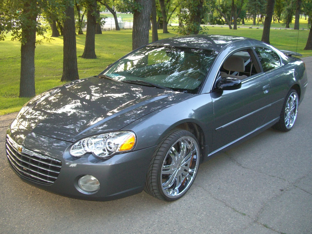 2003 Chrysler Sebring #7