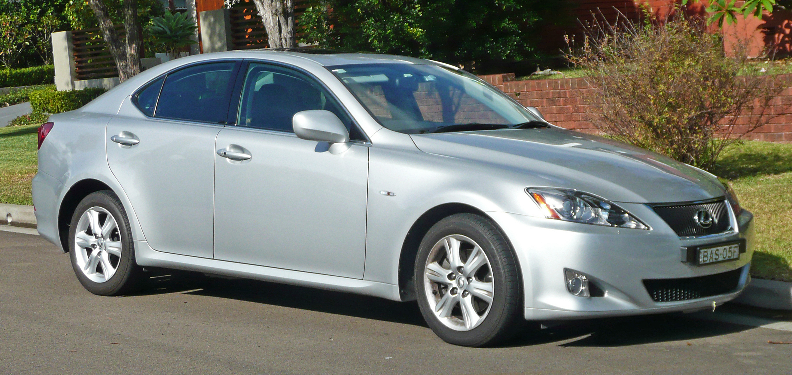 2005 Lexus IS #5