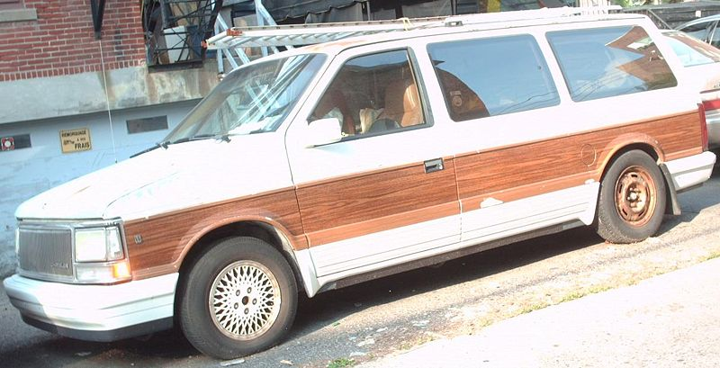 1992 Chrysler Town And Country #6