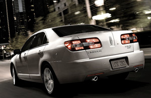 2009 Lincoln Mkz #12