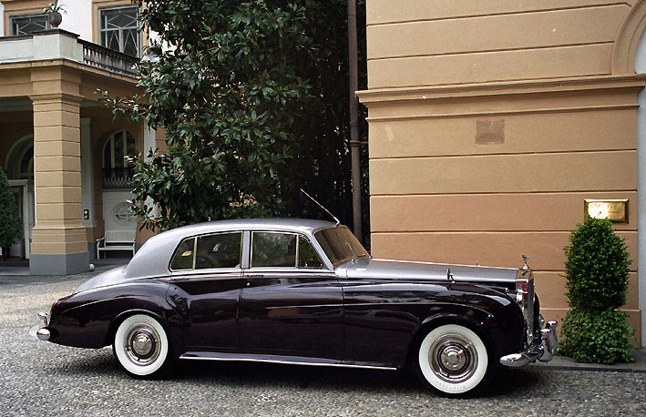Rolls royce Silver Cloud #18