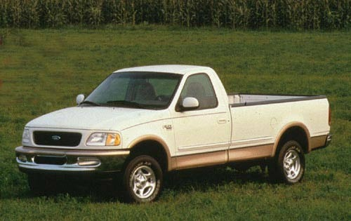 1998 Ford F-150 #11