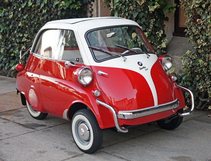 1956 Bmw Isetta Photos Informations Articles