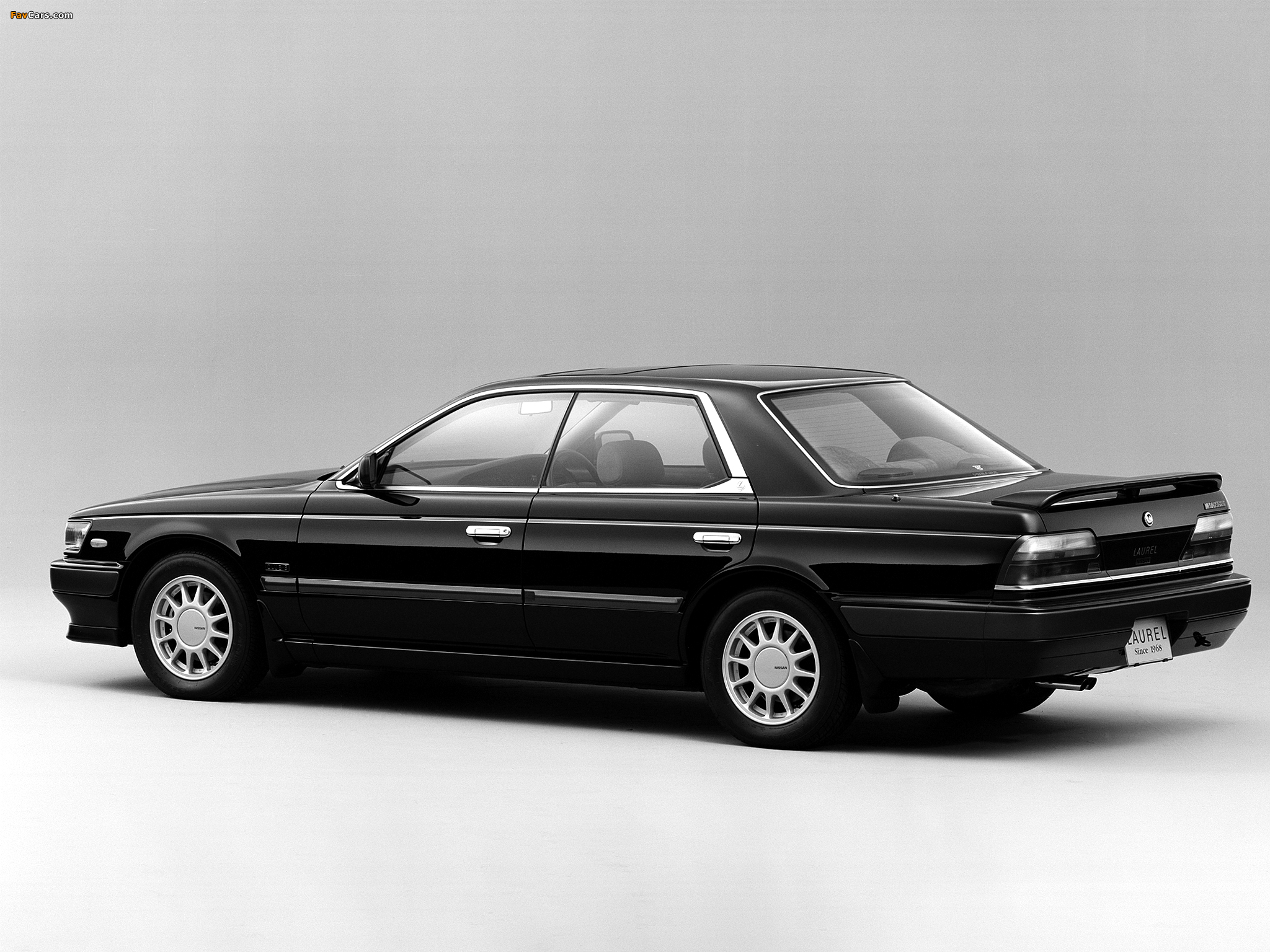1989 Nissan Laurel #7