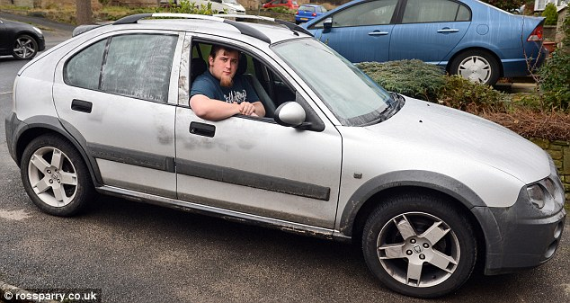2003 Rover Streetwise #6
