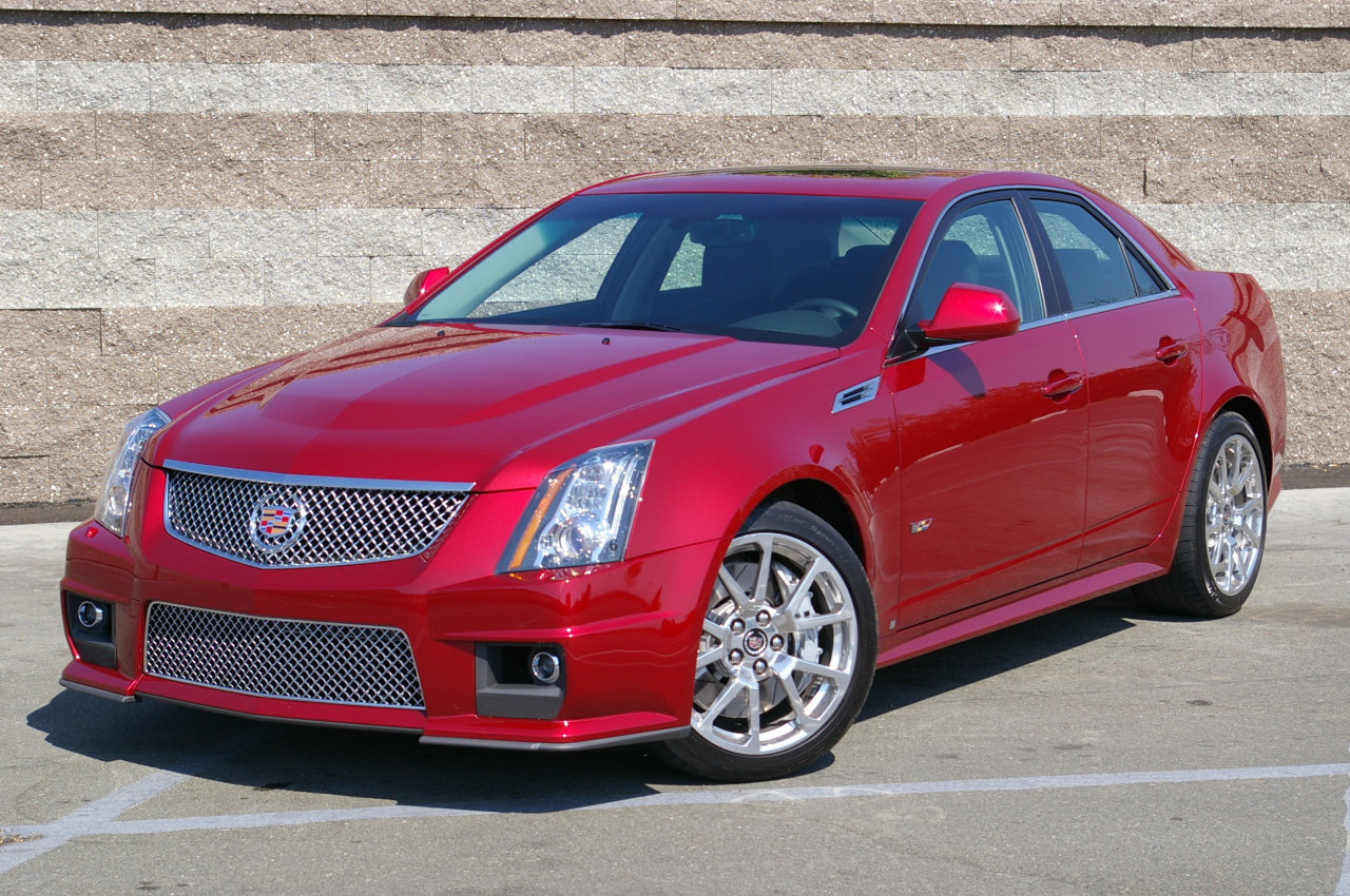 2010 Cadillac Cts V Photos Informations Articles Lsa Wiring Diagram 4