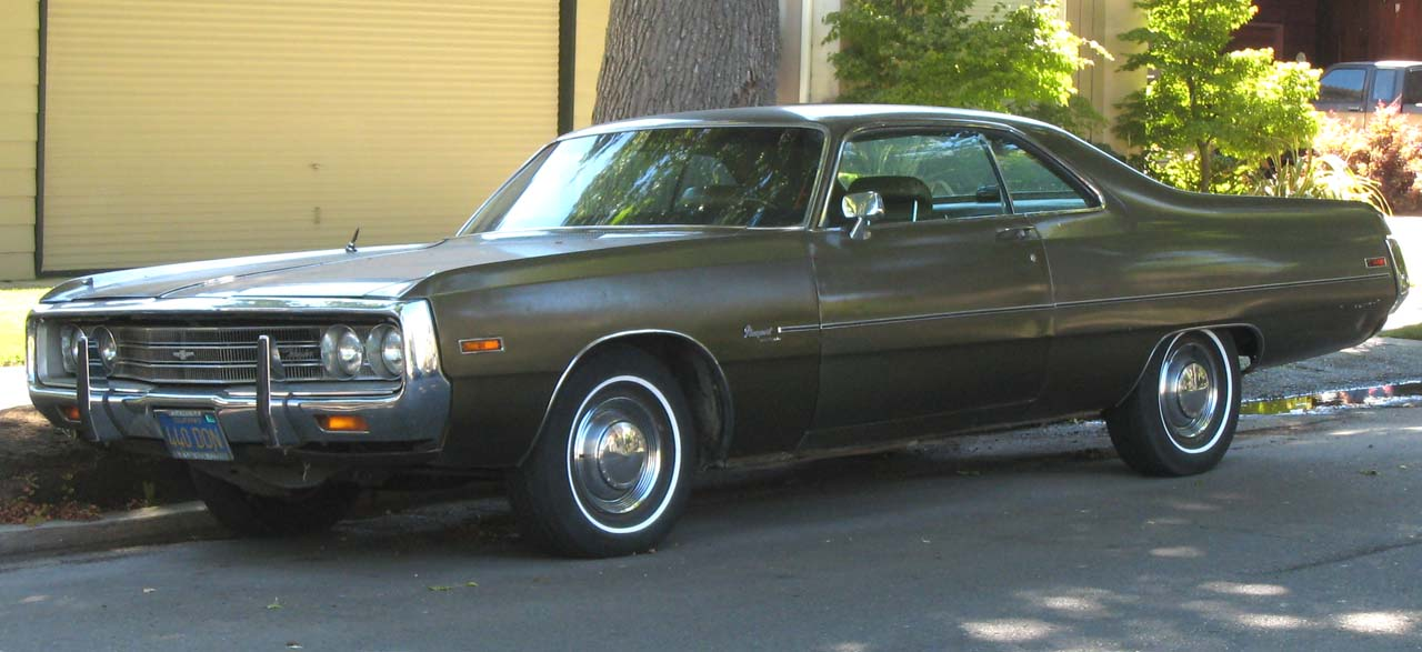 1971 Chrysler Newport #4