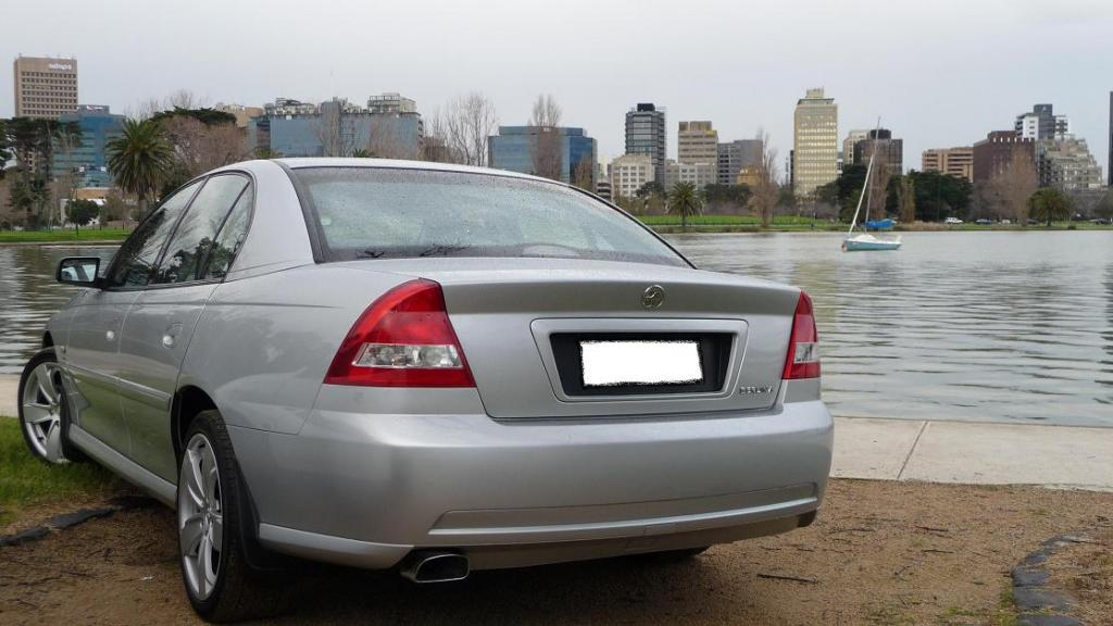 2003 Holden Berlina #8