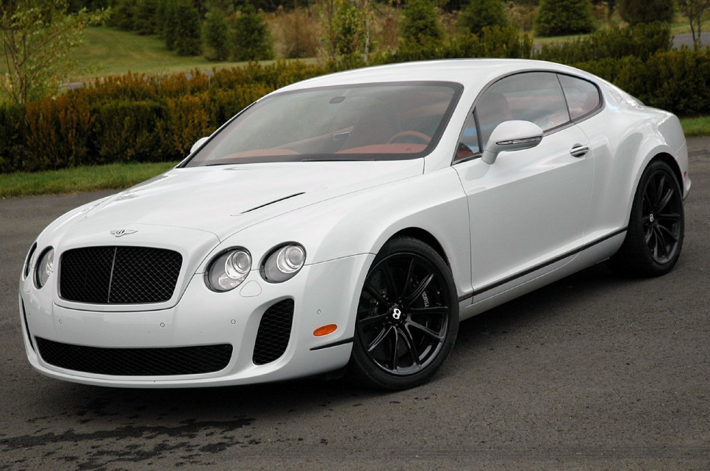 2010 Bentley Continental Supersports #2