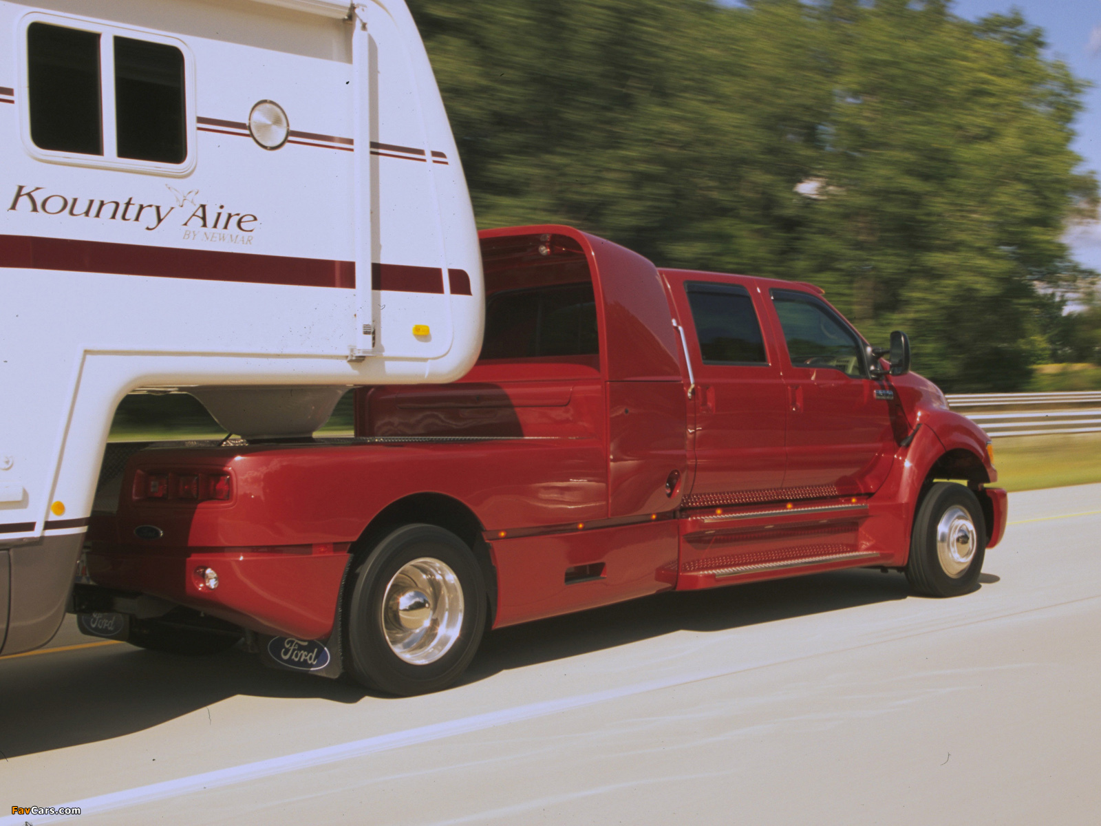 2001 Ford F-650 #10