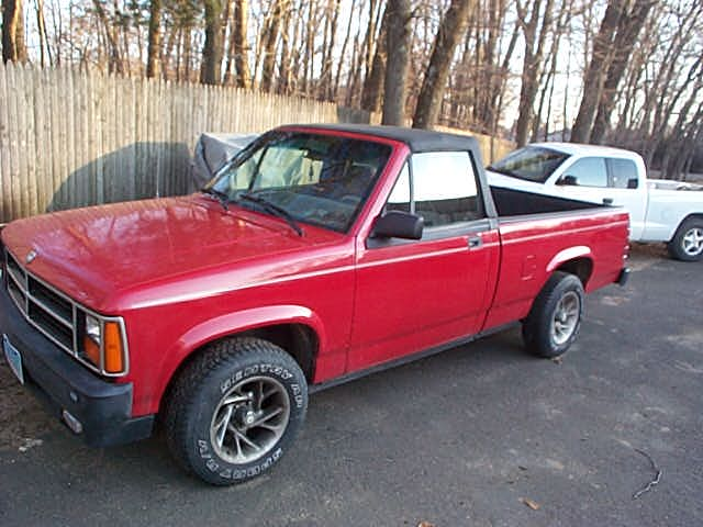 1990 Dodge Dakota #12