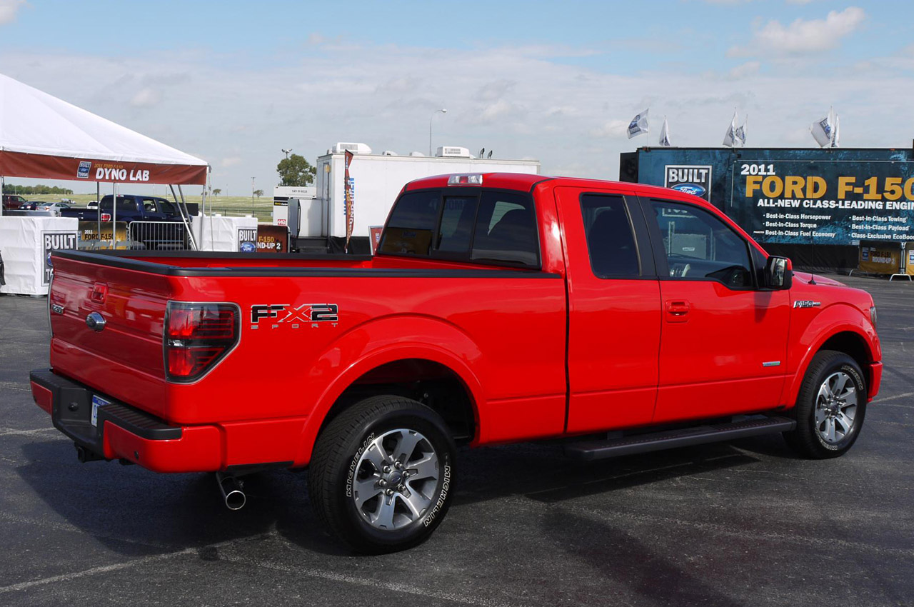 2011 Ford F-150 #11