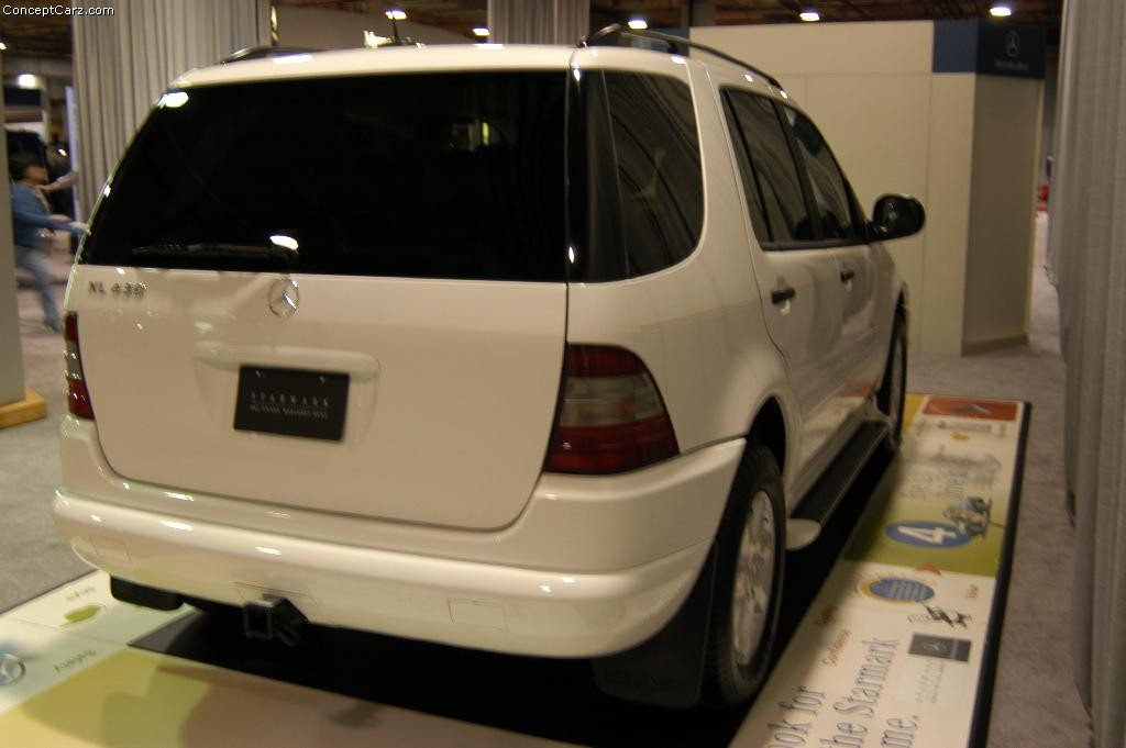 2003 Mercedes-Benz ML #8