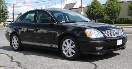 2006 Ford Five Hundred #9