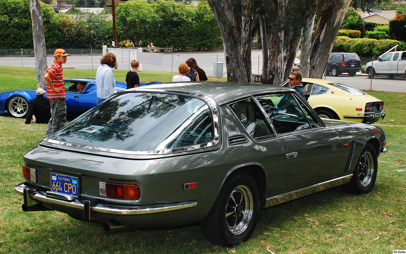 Jensen Interceptor #12