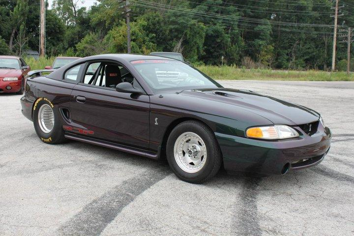 1996 Ford Mustang #16