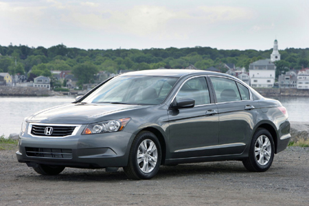 2009 Honda Accord #1