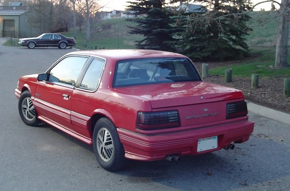1991 Pontiac Grand Am #7