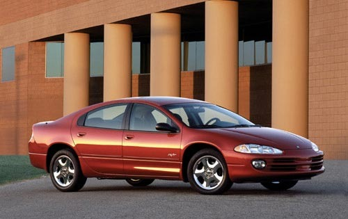 2002 Dodge Intrepid #1