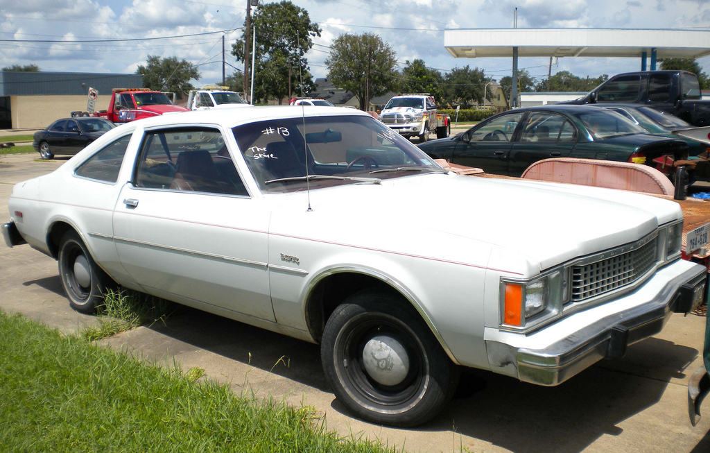 1980 Plymouth Volare #4