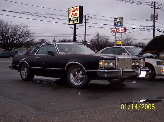 1978 Ford Cougar #14
