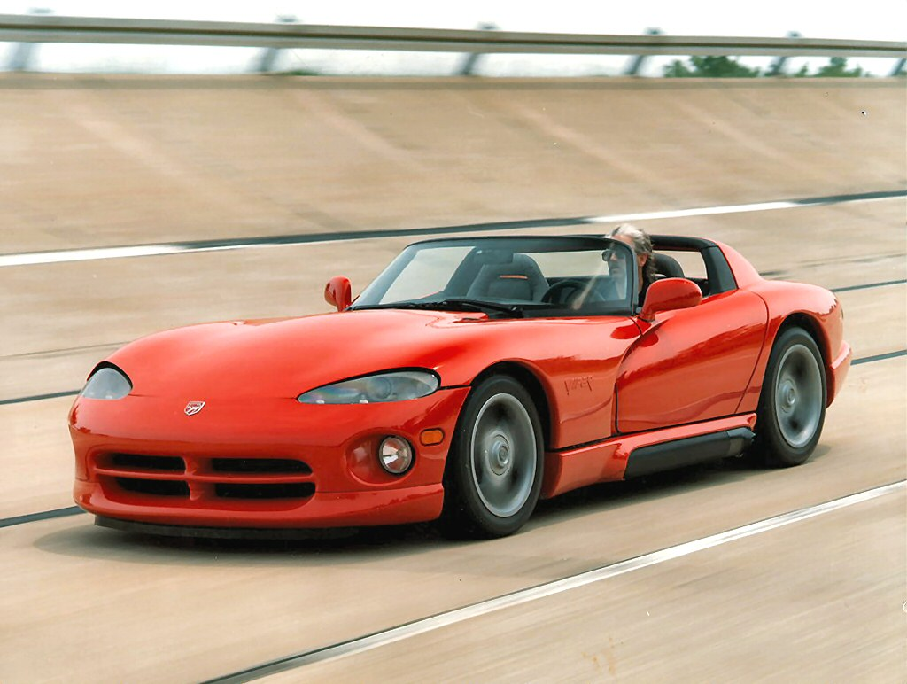 1994 Chrysler Viper #3