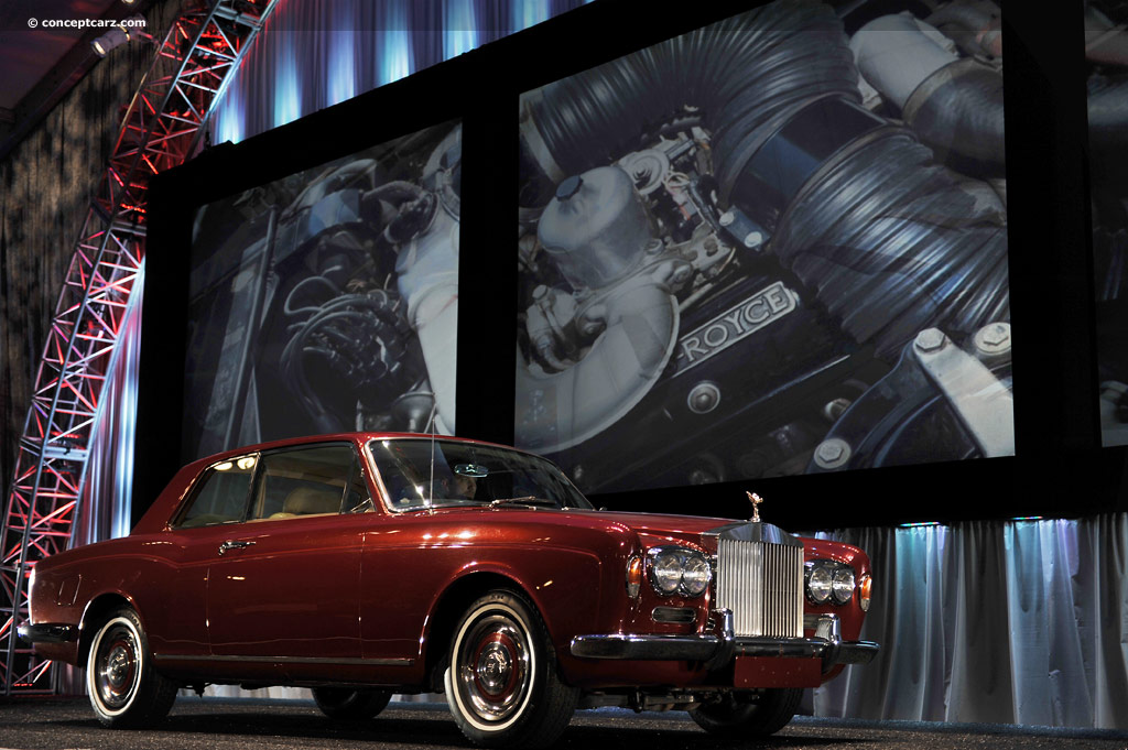 1965 Rolls royce Silver Shadow #16