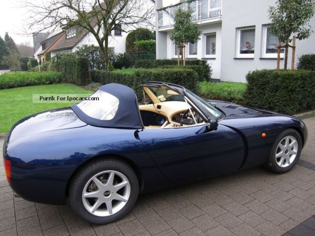 1999 TVR Griffith #14