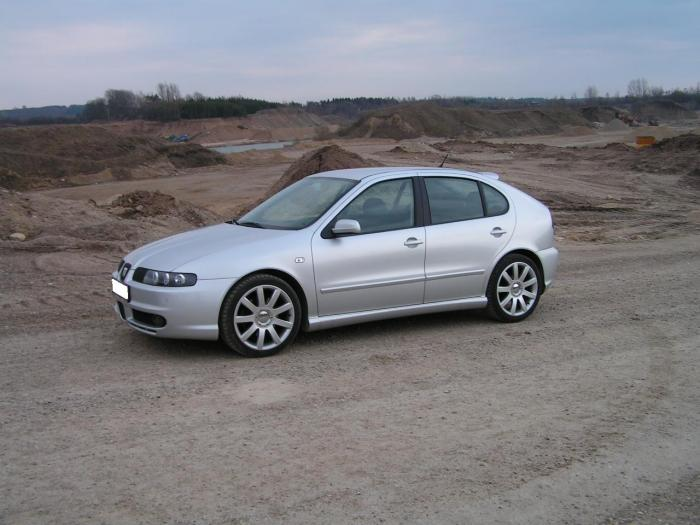 2001 seat leon photos informations articles. Black Bedroom Furniture Sets. Home Design Ideas