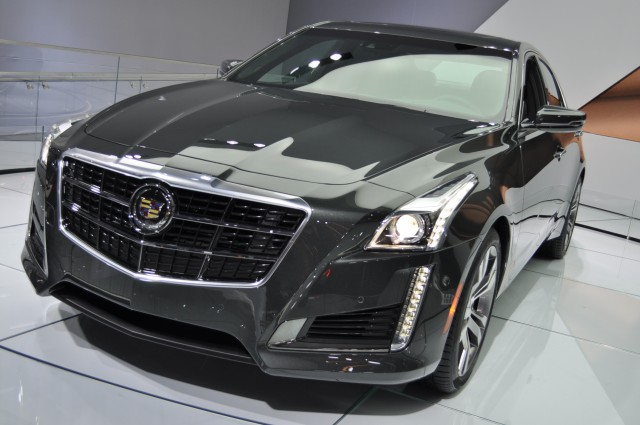 2014 Cadillac Cts Coupe #11