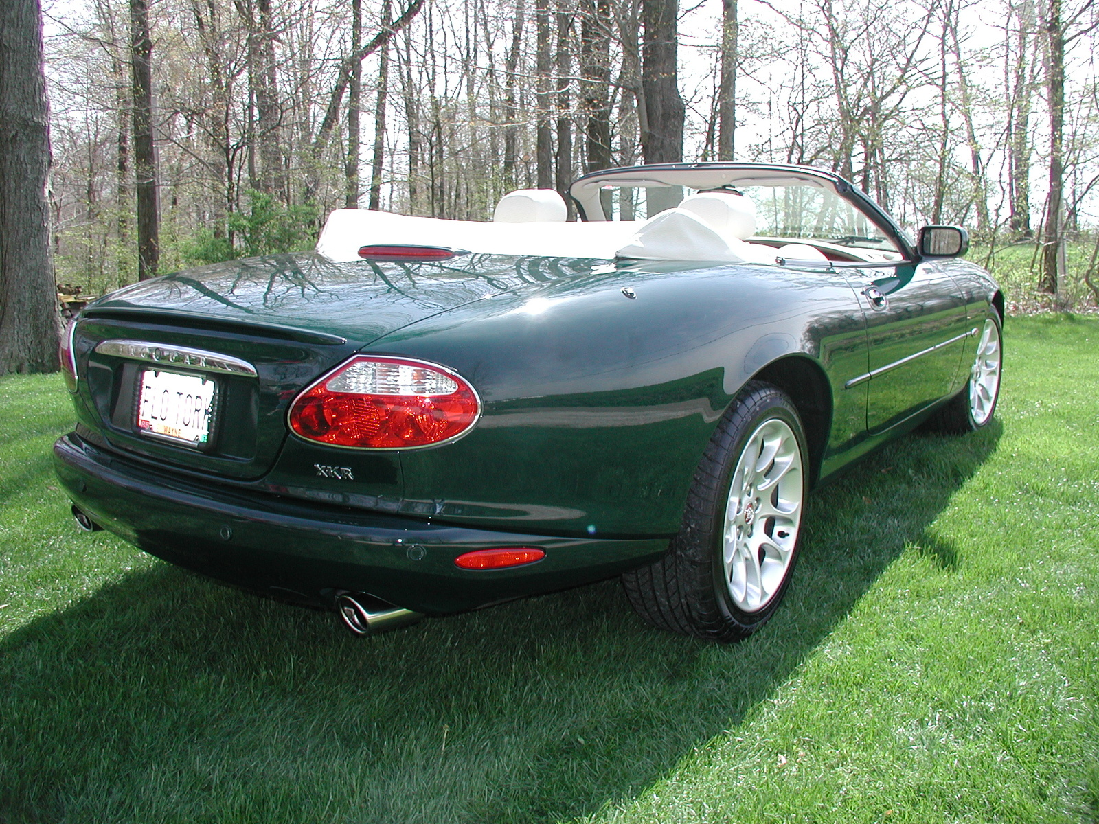 2001 Jaguar Xk-series #4