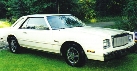 1980 Chrysler Cordoba #13