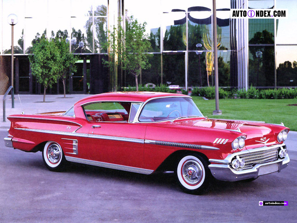 1958 Chevrolet Bel Air #2