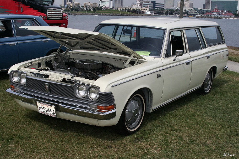 1969 Toyota Crown #5