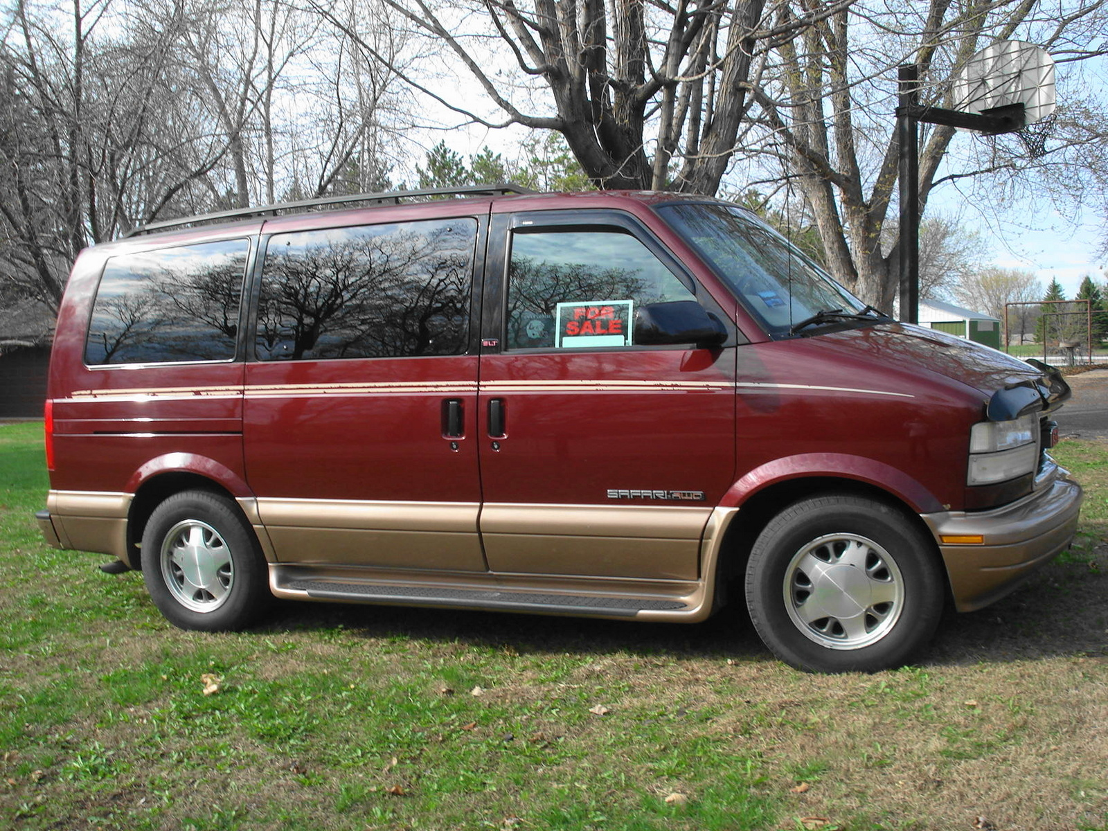 2001 GMC Safari #8