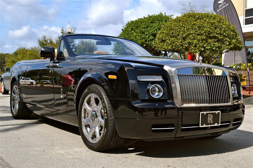 2008 Rolls royce Phantom Drophead Coupe #16