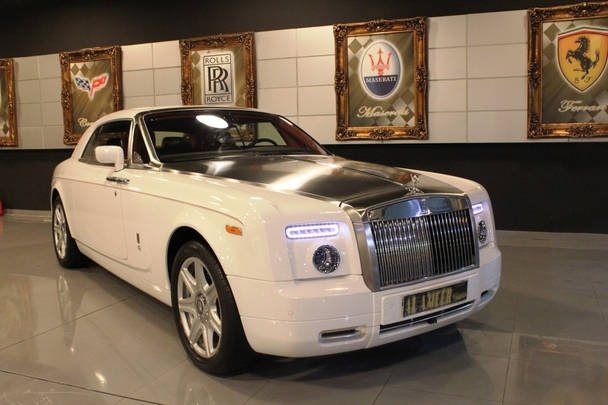 2011 Rolls royce Phantom Coupe #15