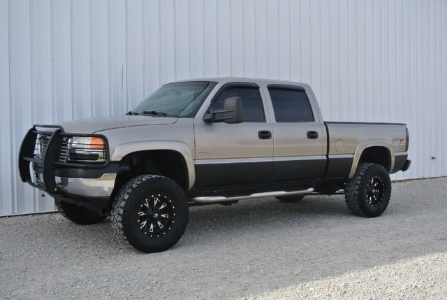 2001 GMC Sierra 2500hd #8