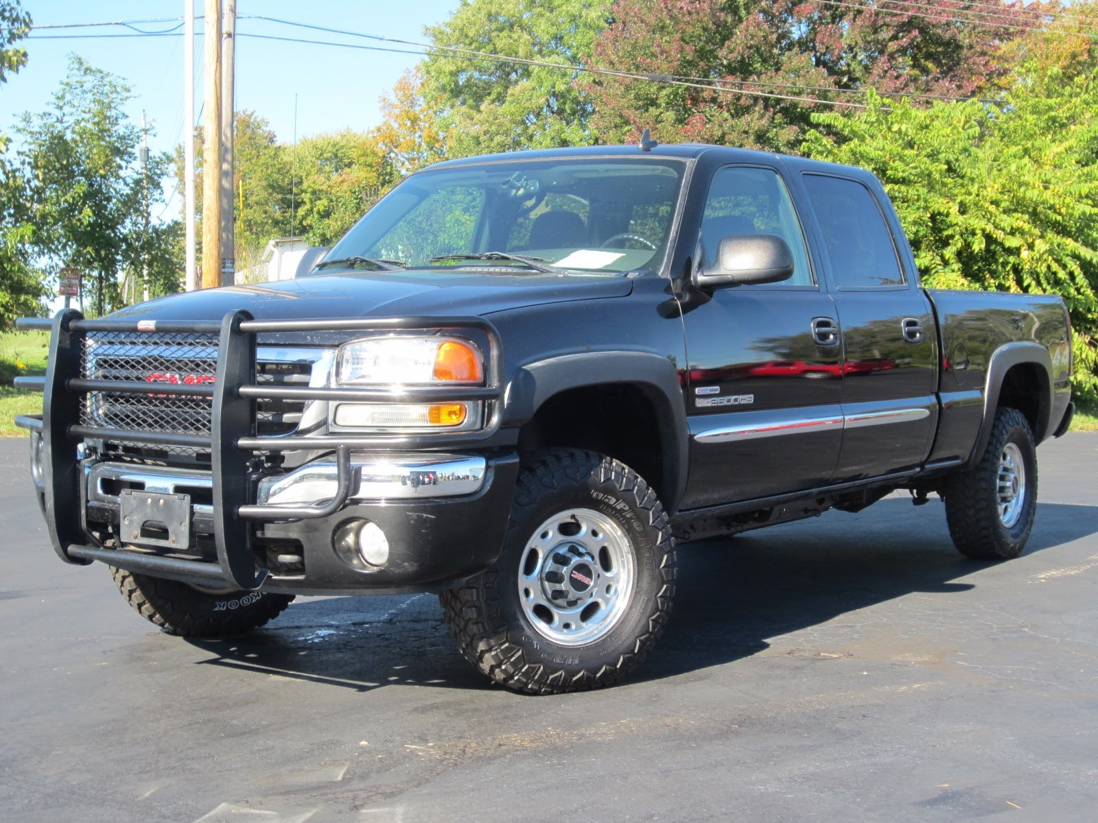 2006 GMC Sierra 2500hd #8