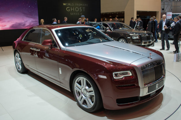 Rolls royce Ghost Series Ii #3