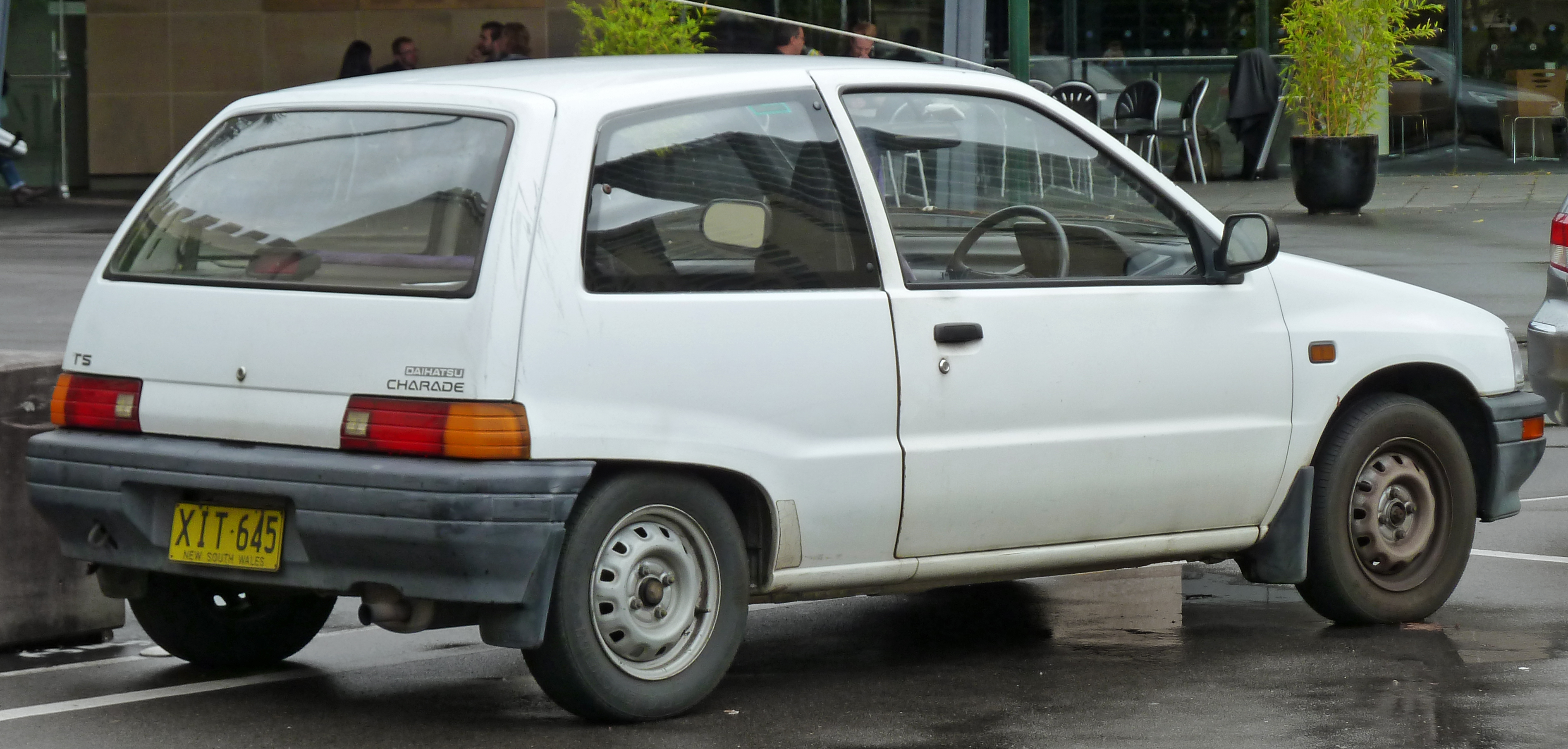 1991 Daihatsu Applause #12