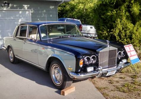 1976 Rolls royce Silver Shadow #12
