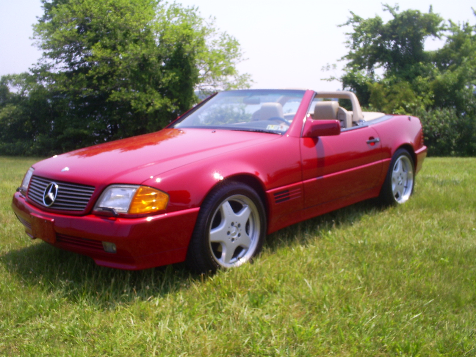 1994 Mercedes-Benz SL #7