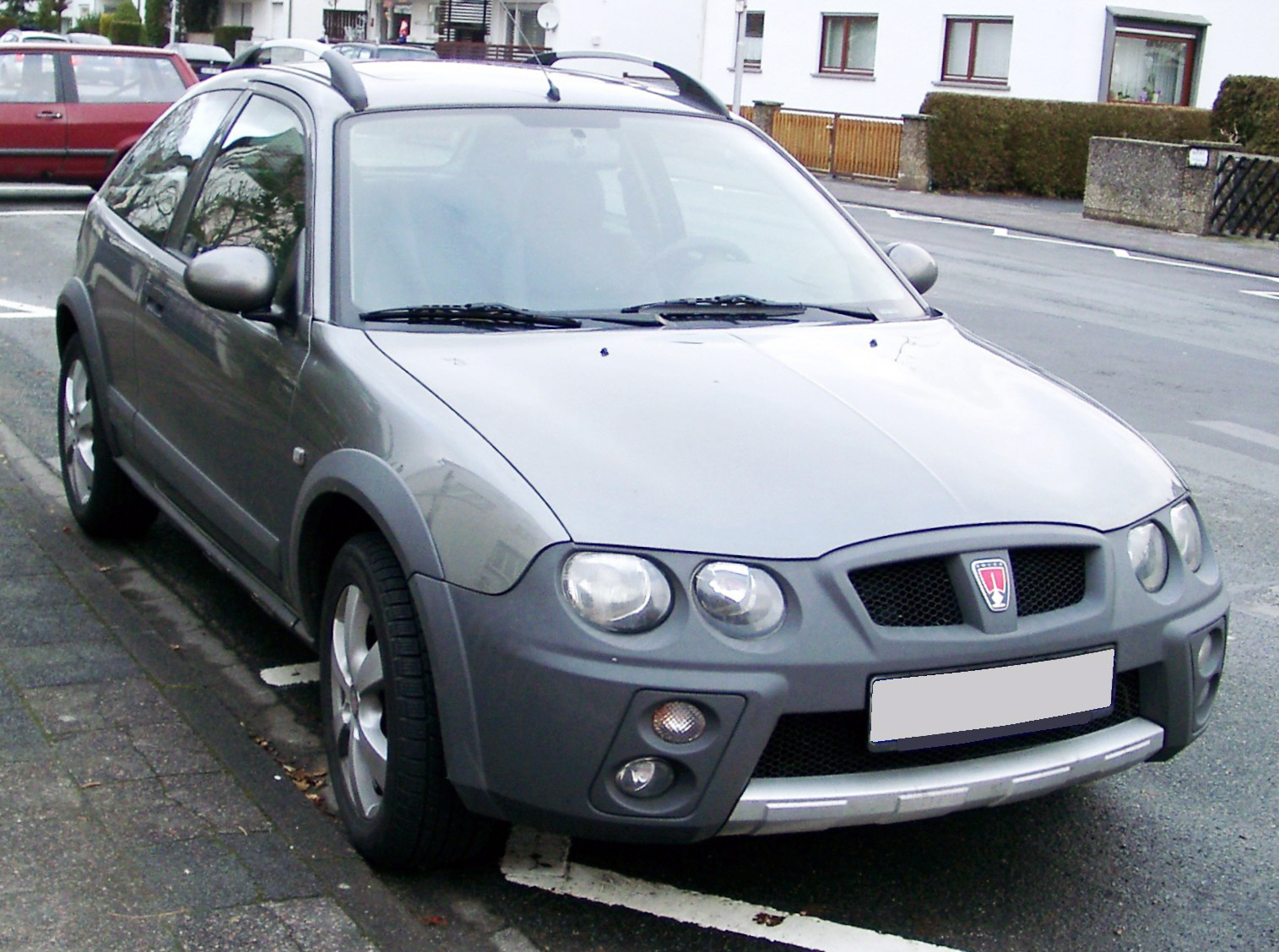 2008 Rover Streetwise #4