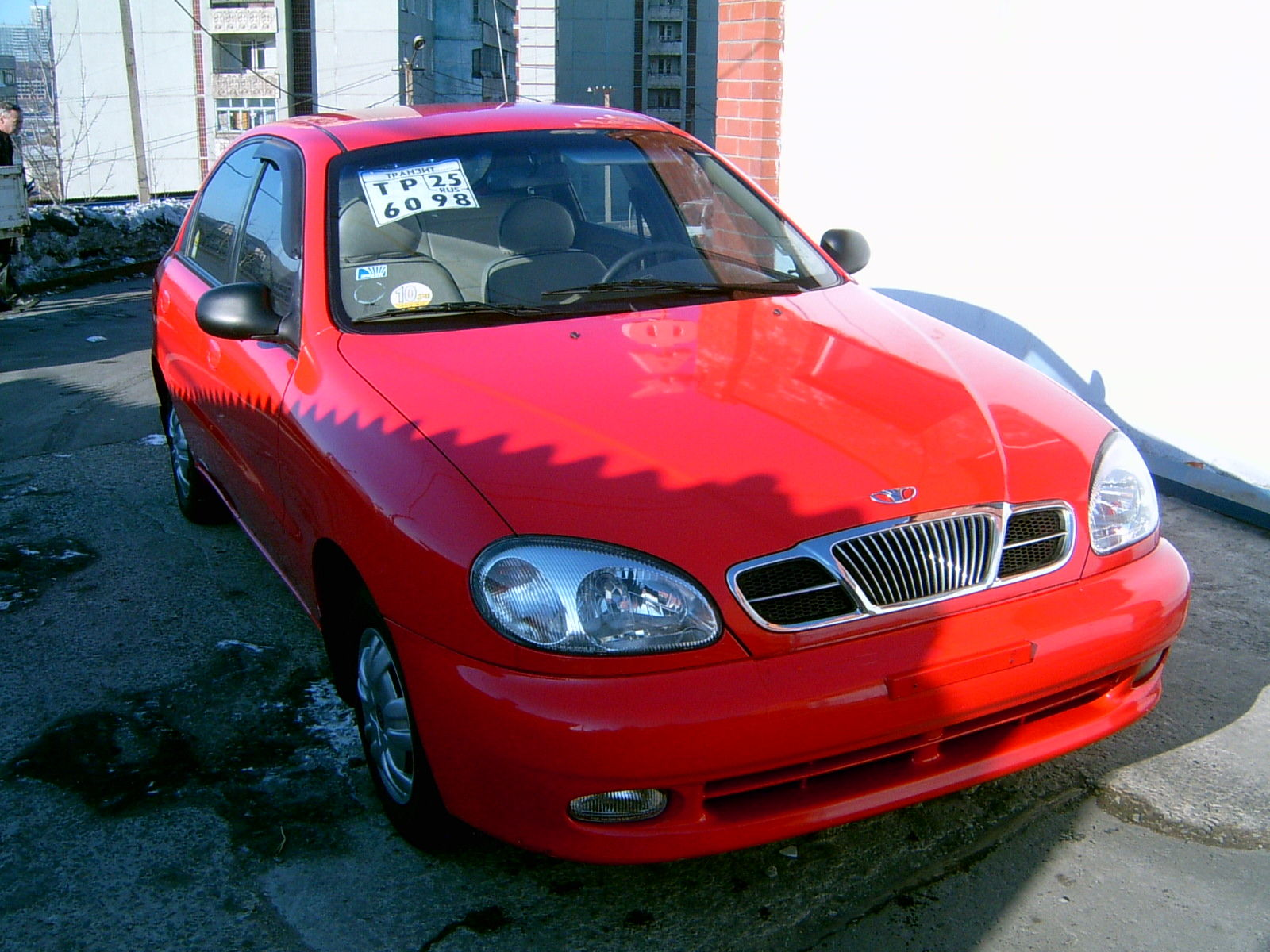 1999 Daewoo Lanos Photos Informations Articles 2001 Electrical Wiring Diagram Get Free Image About 2