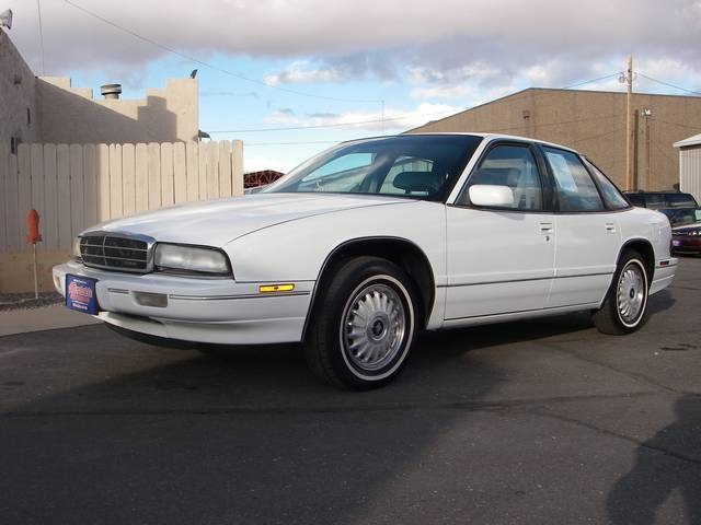 1993 Buick Regal #11