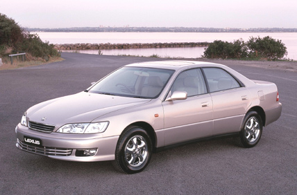 1999 Lexus IS #7