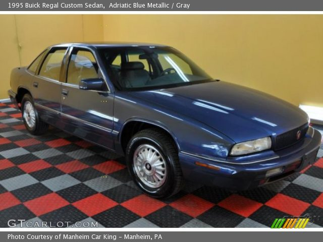 1995 Buick Regal #8