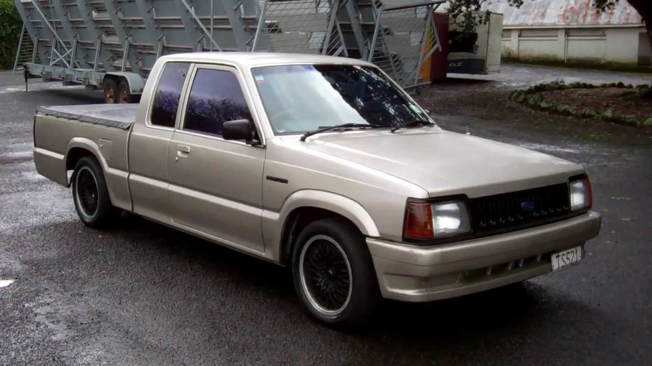 1986 Ford Courier #9