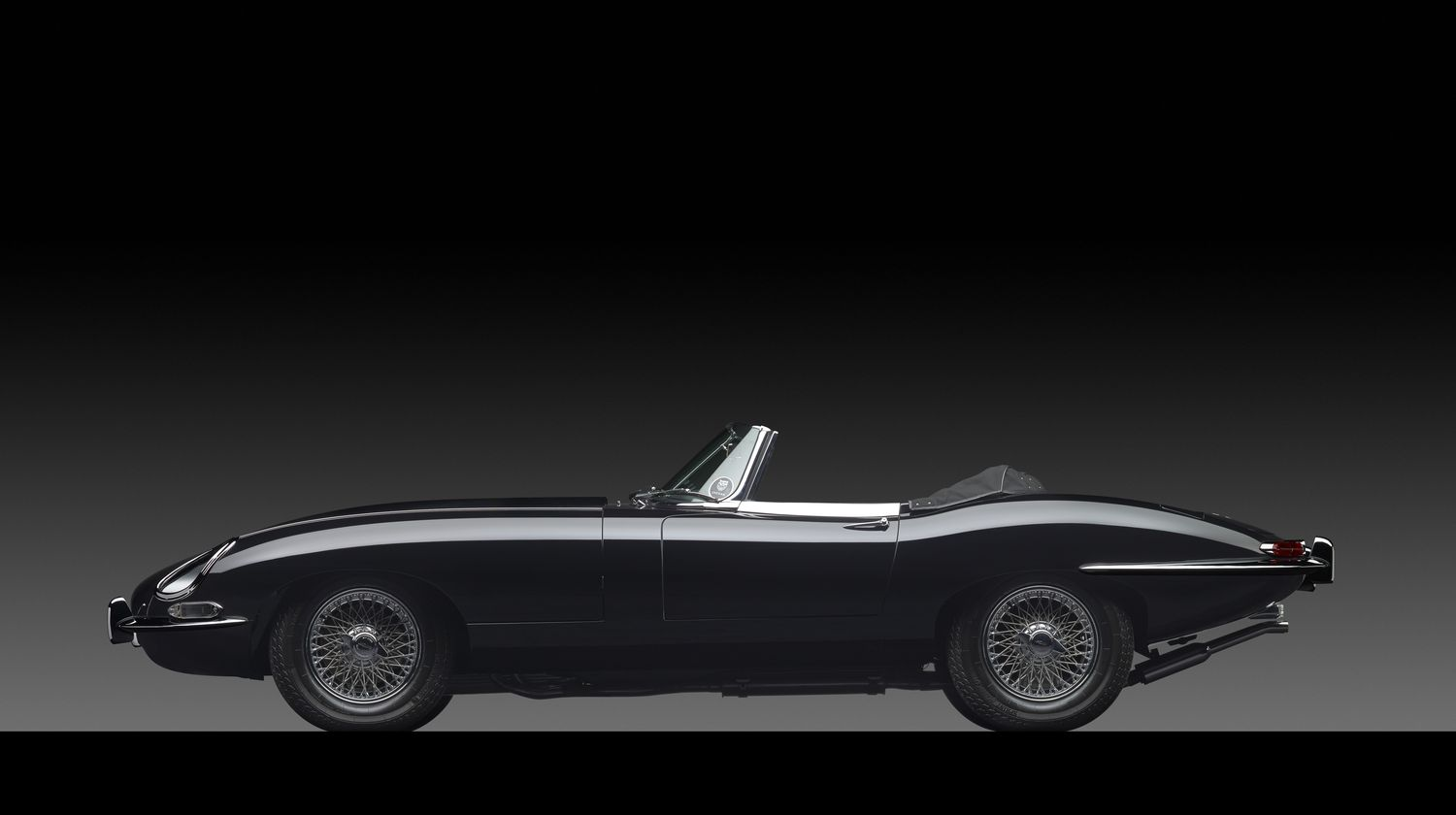 Jaguar E-Type #13